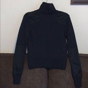 Zara knit turtleneck sweater 🌺